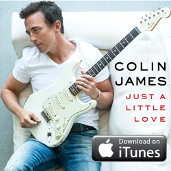 Colin James just a little love iTunes