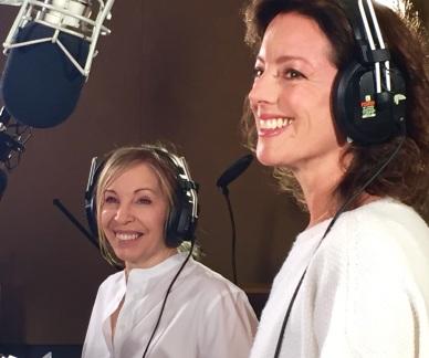 Sarah McLaughlan & Nancy Roberts